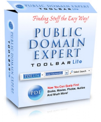 Public Domain Expert Toolbar - Lite Edition