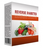New Reverse Diabetes Flipping Niche Blog Template with private label rights
