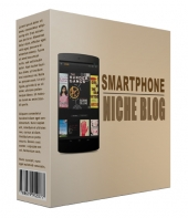 Smartphone Photo Flipping Niche Blog Template with private label rights