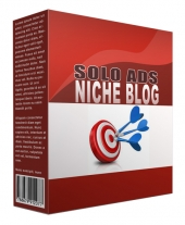 Latest Solo Ads Flipping Niche Blog Template with Personal Use/Flipping Rights