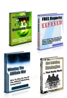 PLR Special 4 Pack eBook with Private Label Rights