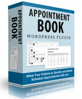 Appointment Book WordPress Plugin Software with Personal Use Rights
