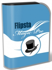 Flipsta Magic Pro Software with Master Resell/Giveaway Rights