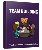 Team Building eBook with private label rights