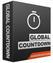 Global Countdown Software with Personal Use Rights