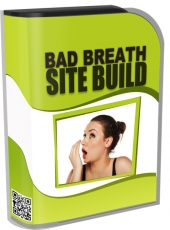 Bad Breath Video Site Builder V2 Software with Master Resell Rights/Giveaway Rights