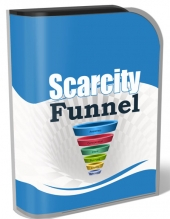 Scarcity Funnel WP Plugin Software with Personal Use Rights