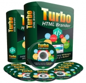 Turbo HTML Brander Software Software with private label rights