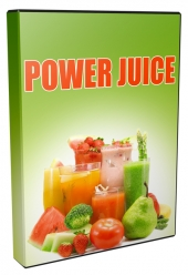 Power Juice Video with Personal Use Rights