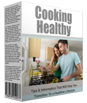 Cooking Healthy Newsletters Free PLR Article with private label rights