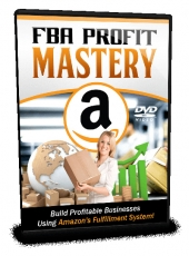 FBA Profit Mastery Advanced Video with Resell Rights Only