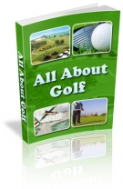 All About Golf eBook with Master Resale Rights
