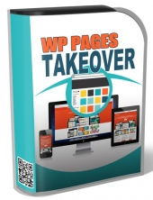 WP Page Takeover Software with Master Resell Rights