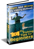 101 Fly Fishing Tips For Beginners eBook with Resell Rights