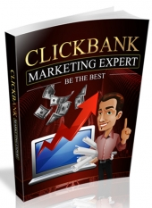 ClickBank Marketing Expert eBook with Resell Rights Only