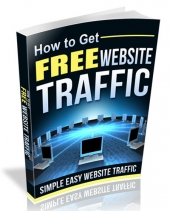 How to Get Free Website Traffic eBook with Resell Rights Only