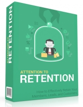 Attention To Retention eBook with Personal Use Rights