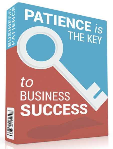 New Business Patience