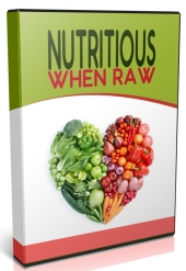Nutritious When Eaten Raw Video with Personal Use Rights