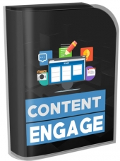 Content Engage Plugin Software with Personal Use Rights