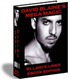 David Blaine's Mega Magic eBook with Resell Rights