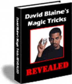 David Blaine's Magic Tricks Revealed