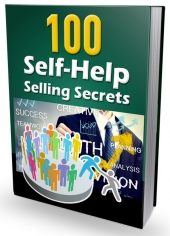 100 Self-Help Selling Secrets eBook with Master Resell Rights/Giveaway Rights