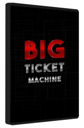 Big Ticket Machine Video with Master Resell Rights