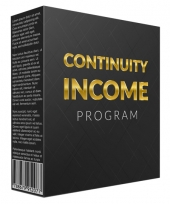 Continuity Income eBook with Master Resell Rights