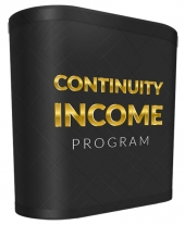 Continuity Income Video Upgrade Video with Master Resell Rights