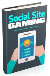 Social Site Gaming eBook with private label rights