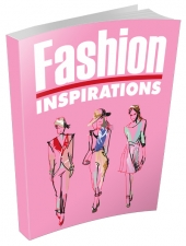 Fashion Inspirations eBook with private label rights