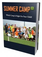 Summer Camp 101 eBook with Private Label Rights