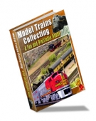 Model Trains Collecting eBook with Master Resale Rights
