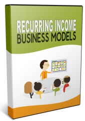 Recurring Income Business Models Video with Private Label Rights