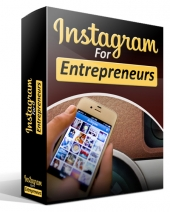 Instragram for Entrepreneurs Newsletters eBook with Private Label Rights