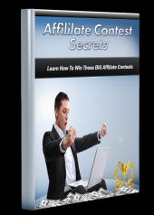Affiliate Contest Secrets eBook with Private Label Rights