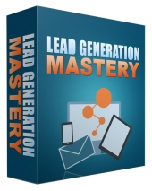 Lead Generation Mastery Audio with Master Resell Rights