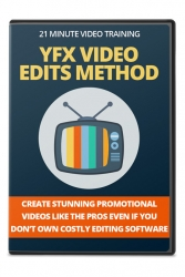 YTX Video Edits Method Video with Private Label Rights