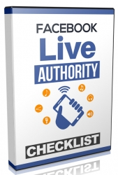 Facebook Live Authority Gold Video with Master Resell Rights