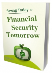 Financial Security Tomorrow eBook with private label rights