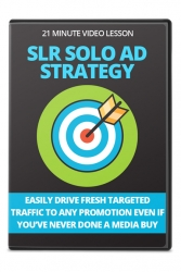 SLR Solo Ad Strategy Video with Private Label Rights