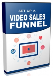 Setup A Video Sales Funnel Video with Private Label Rights/Resell Rights