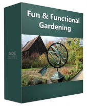 Fun and Functional Gardening 2016 eBook with private label rights