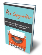 ProCopywriter eBook with Master Resell Rights/Giveaway Rights