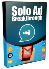 Solo Ad Breakthrough Video Tutorial Video with Private Label Rights