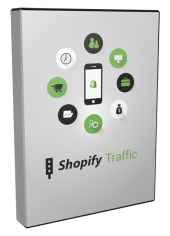 Shopify Traffic Video with Master Resell Rights