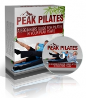 Peak Pilates Gold eBook with Master Resell Rights/Giveaway Rights