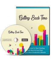 Getting Back Time Gold Video with Master Resell Rights