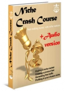 Niche Crash Course +Audio Version eBook with Resell Rights
